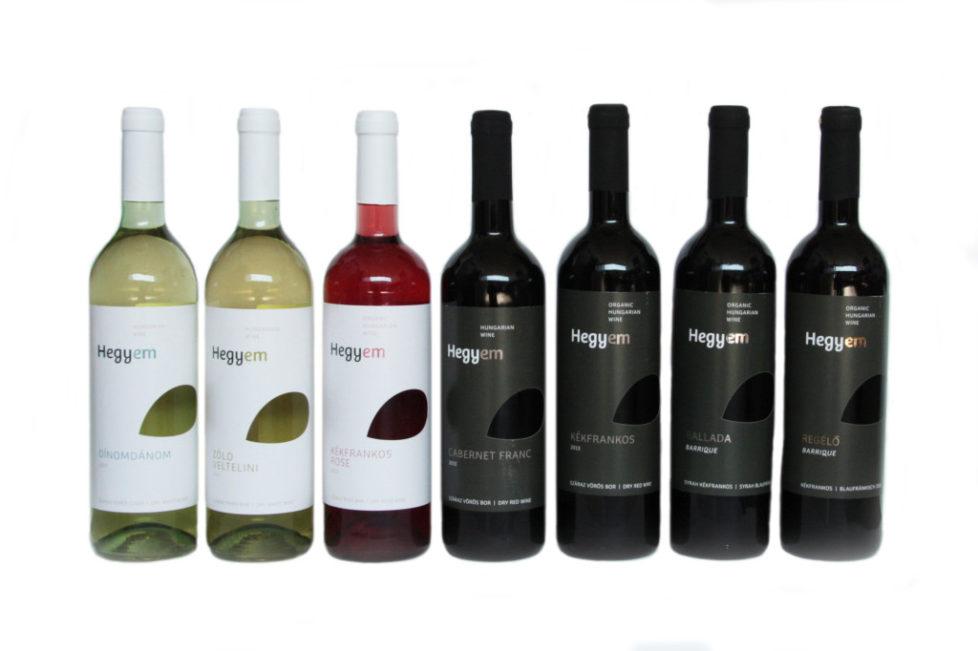 Hongaarse Syrah alle wijnen